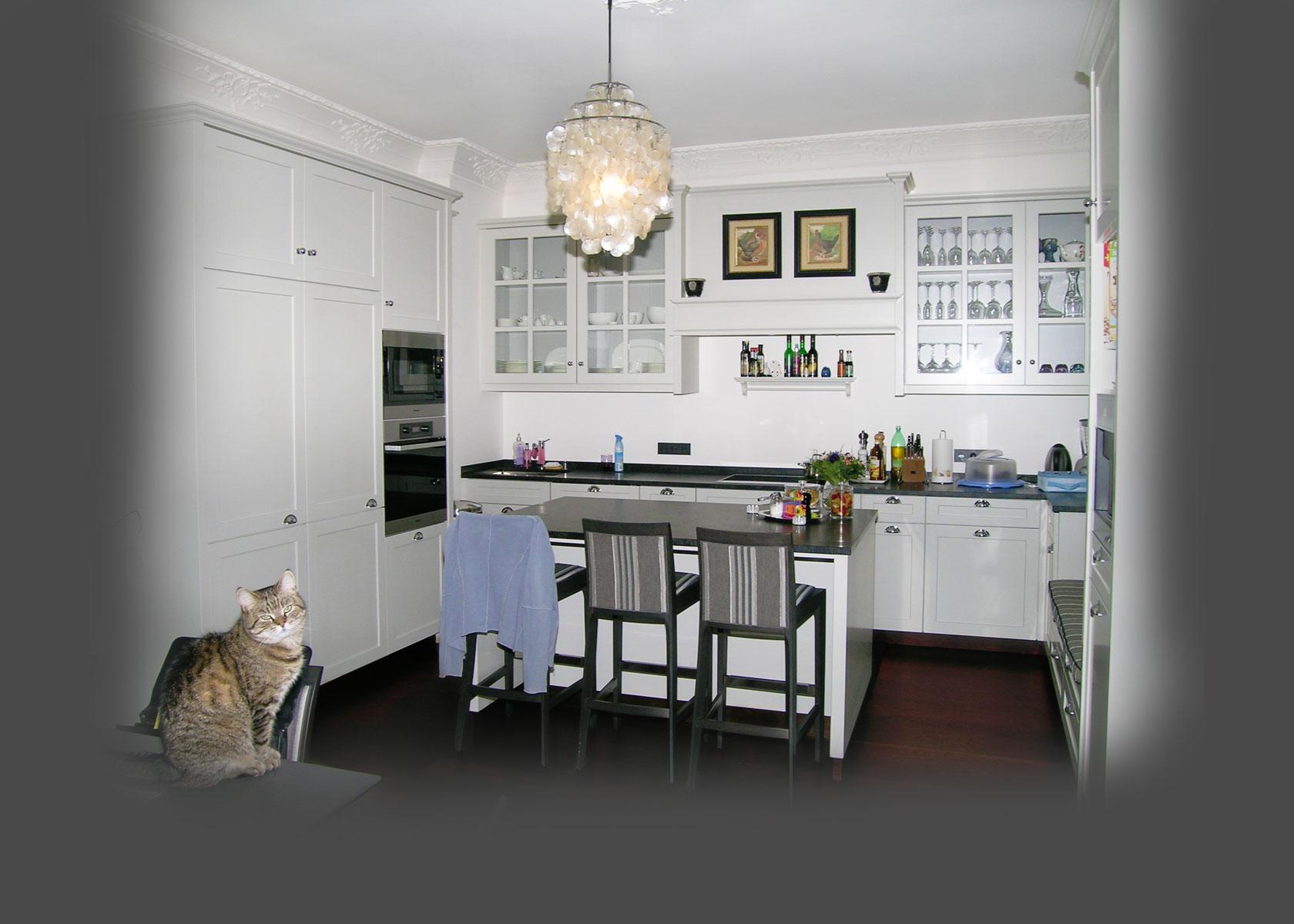 viktorianische k che. Black Bedroom Furniture Sets. Home Design Ideas