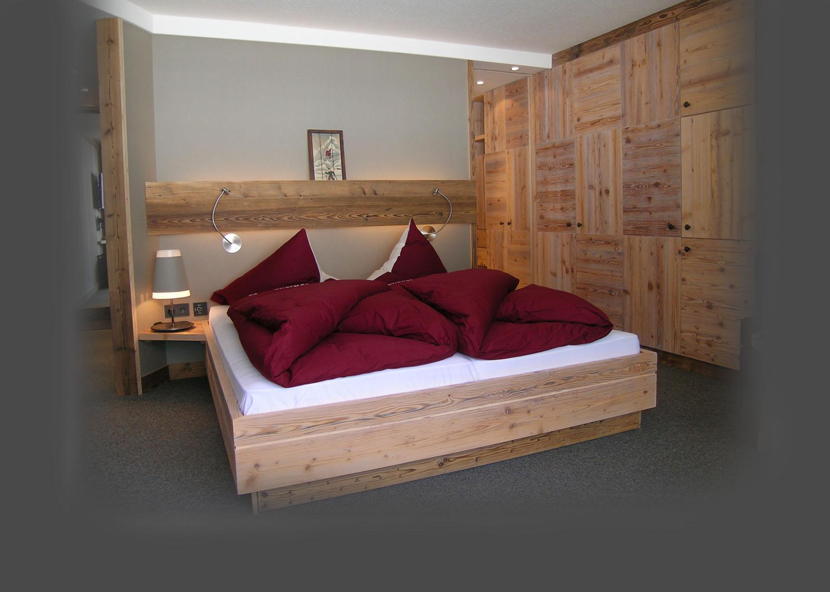 schlafzimmer aus massivholz günstig kaufen | betten.de – progo